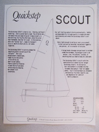 Quickstep Scout