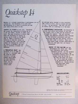 Quickstep 14
